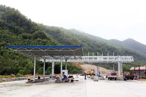 Hầm đường bộ Đèo Cù Mông vận hành sử dụng trước Tết Kỷ Hợi 2019 - Ảnh 8.